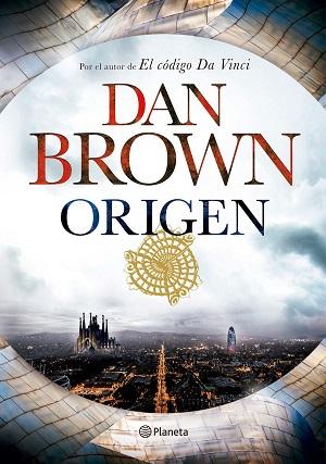 Novela negra: Origen, de Dan Brown