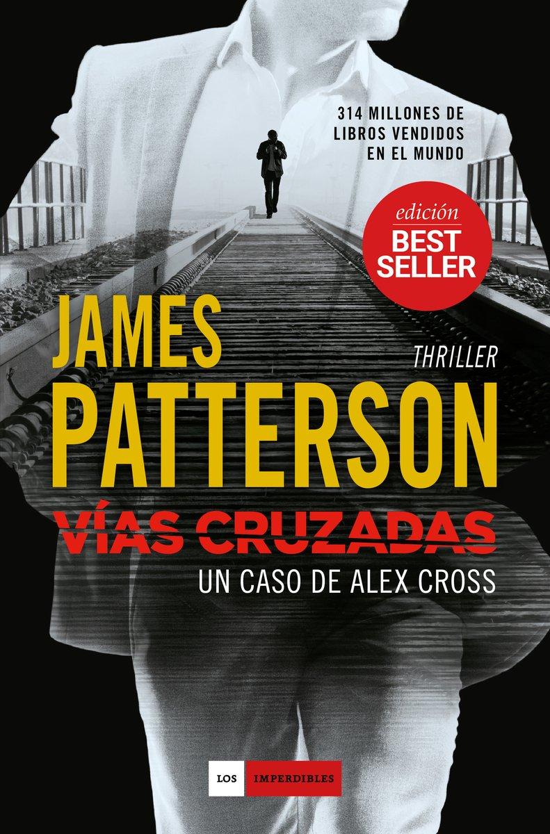 Novela negra: Vías Cruzadas, de James Patterson