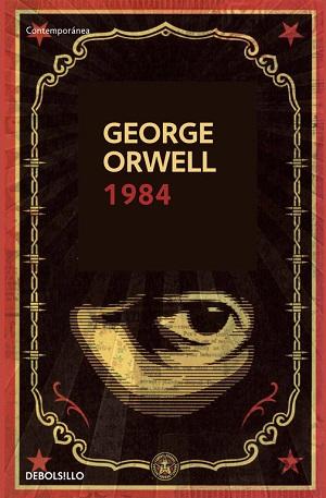 Novela de ciencia ficción: 1984, de George Orwell
