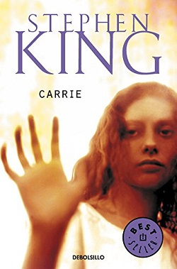 Libros Stephen King: 'Carrie'