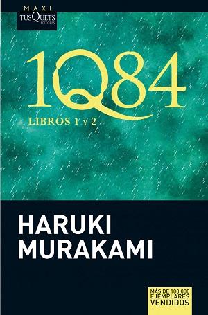 Mejores novelas actuales: '1Q84'