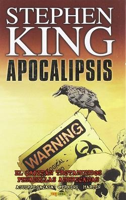 Libros Stephen King: 'Apocalipsis'
