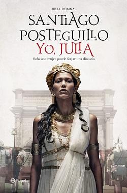 Mejores novelas actuales: 'Yo, Julia'