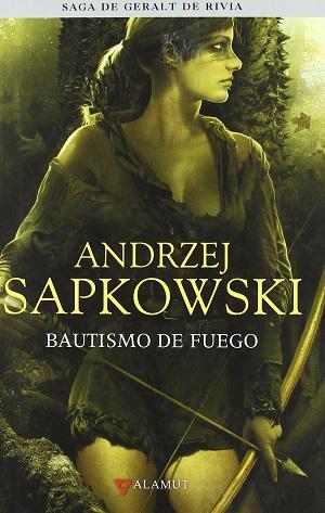 Libros de fantasía: Bautismo de fuego (Geralt de Rivia, vol. 5)