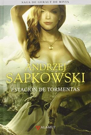 Libros de fantasía: Estación de tormentas (Geralt de Rivia, vol. 9)