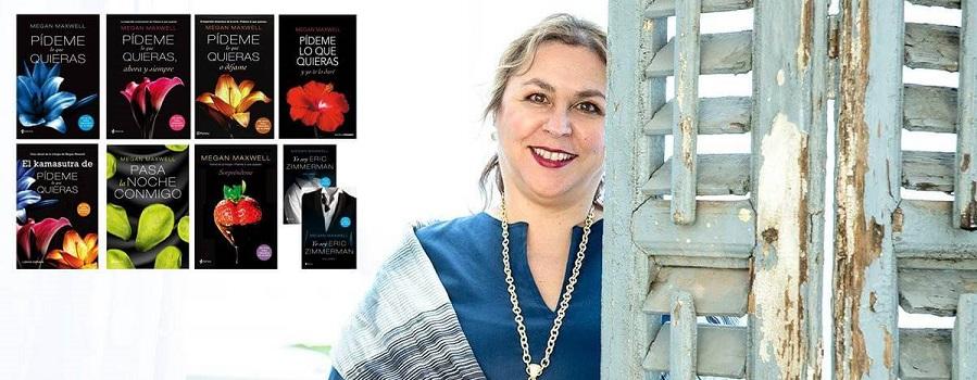 Los libros de Megan Maxwell, el fenómeno romántico
