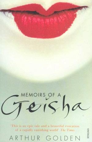 Novela histórica: Memorias de una Geisha, de Arthur Golden